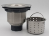Stainless Steel - Deluxe Strainer